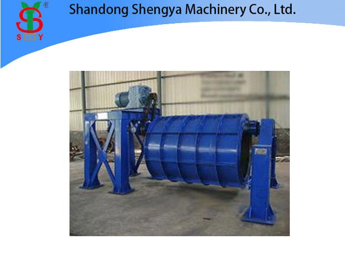 Concrete Pipe Rolling Machine-Concrete pole machine-Shandong Shengya